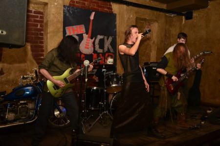 """""""Высокое напряжение!"""" (The Rock Club, 25.10.2013)"""